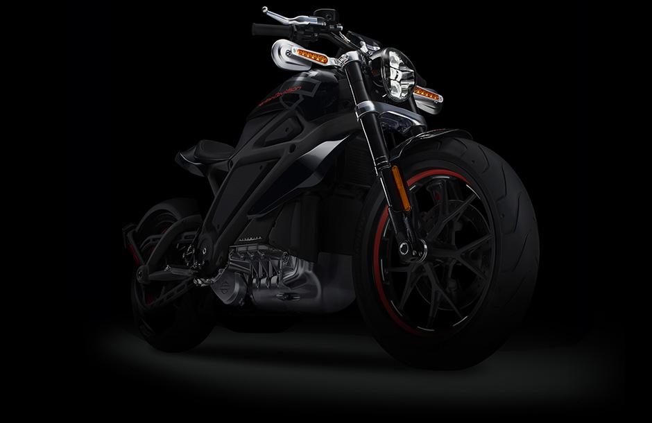 Une nouvelle Harley Davidson électrique et silencieuse !