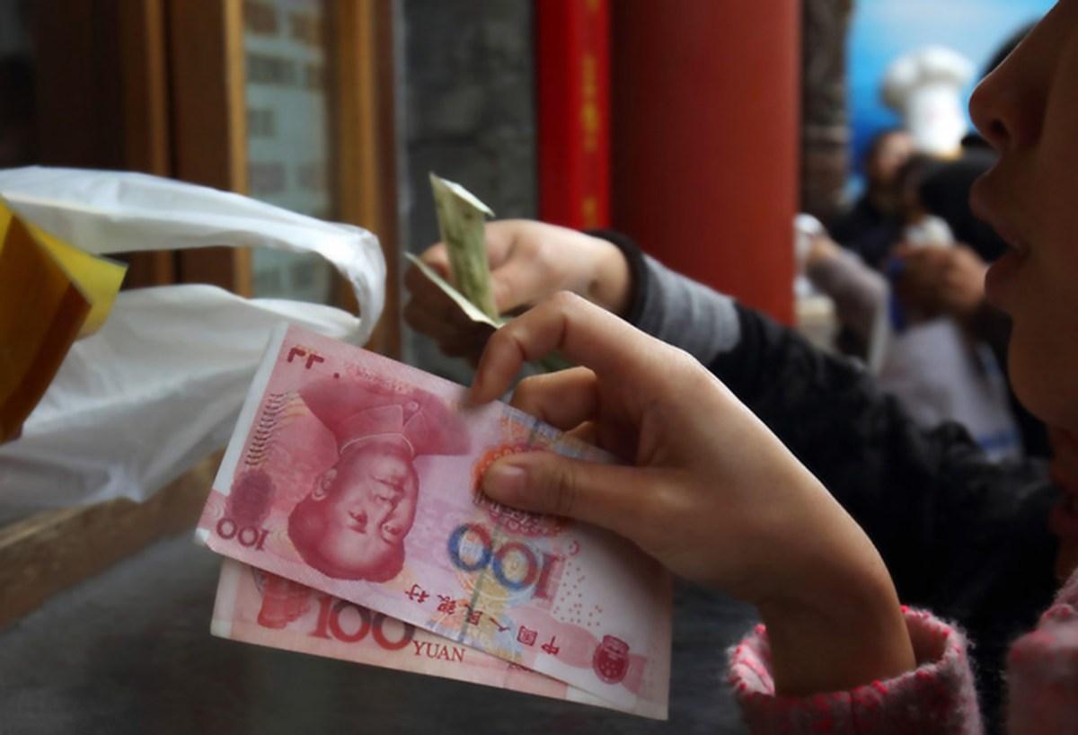 La Chine génère de l'électricité grâce à de vieux billets de banque