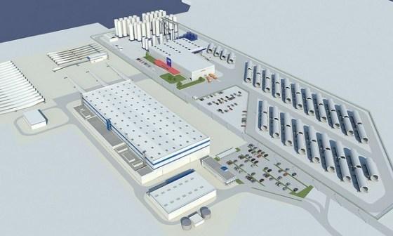 Usines d'éoliennes à Cherbourg : Alstom répond présent