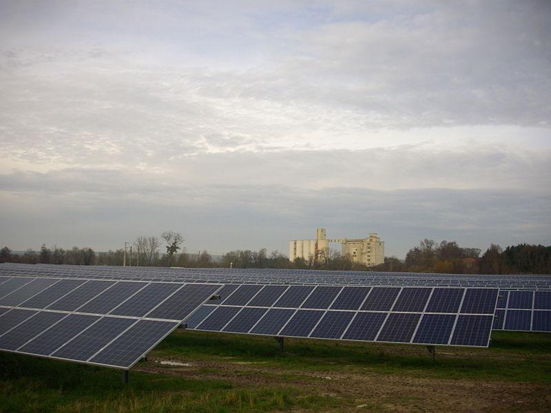 La compétitivité du photovoltaïque confirmée par une étude d'Alcimed