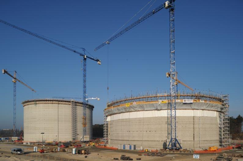 La Pologne assoit son indépendance énergétique avec l'inauguration d'un terminal gazier