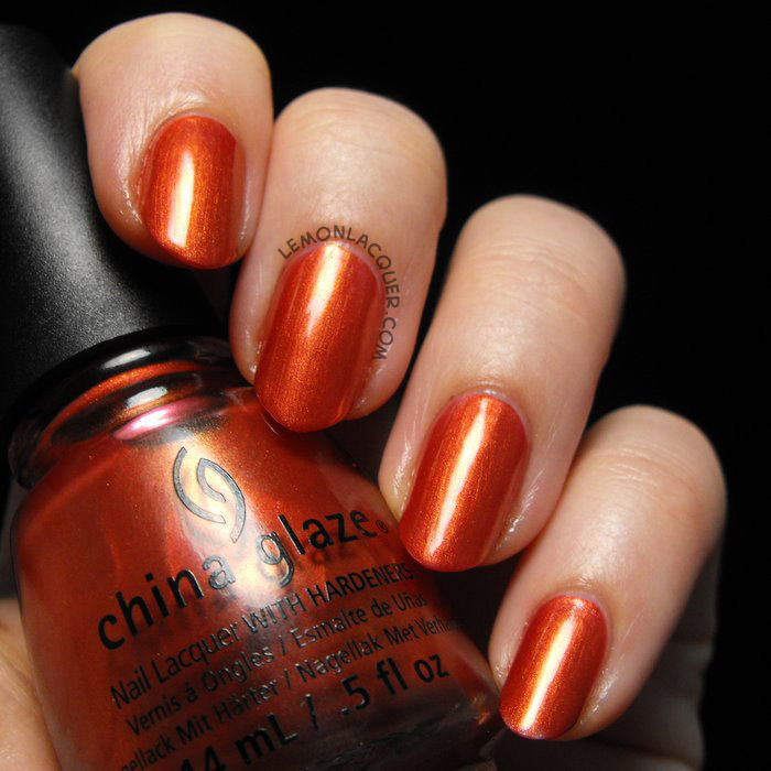 China Glaze - Stop That Train!