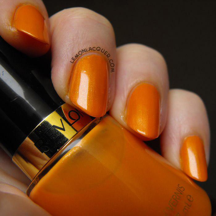 Revlon - Tangerine