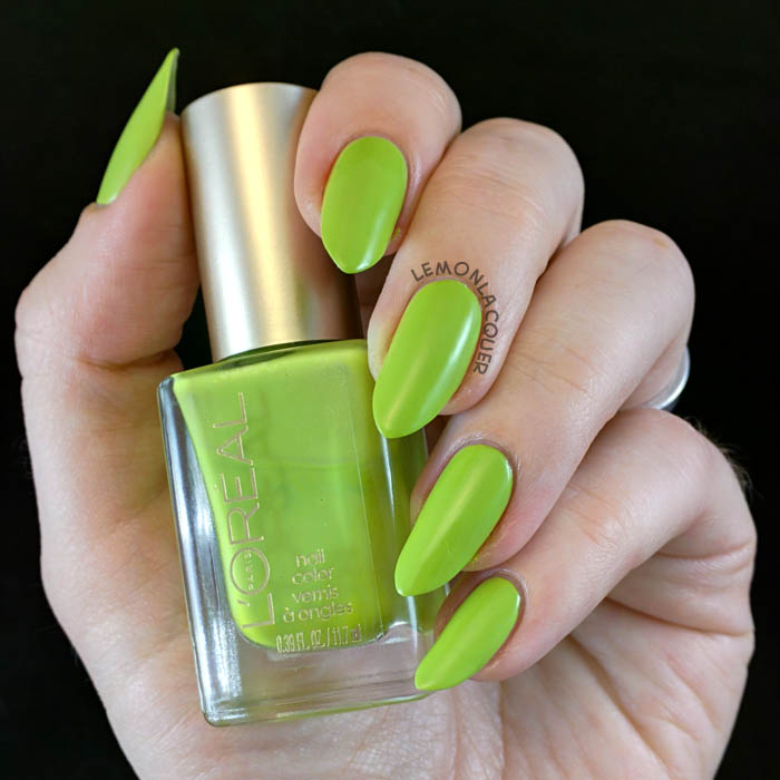 L'Oreal - New Money, 3 coats