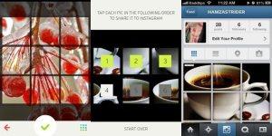 cara membuat grid instagram