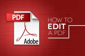 cara mengedit file PDF di linux