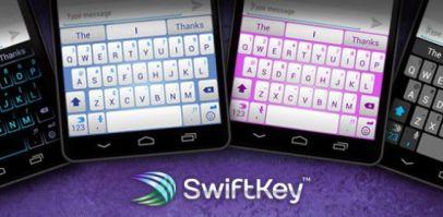Aplikasi Keyboard Android Swift