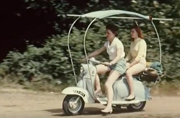 scootertent