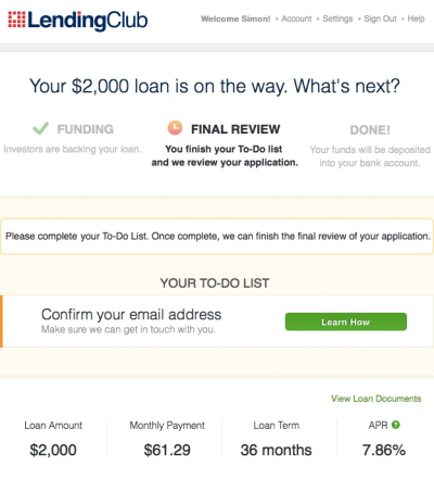 Lending Club Review for Borrowers: Is it Legit?