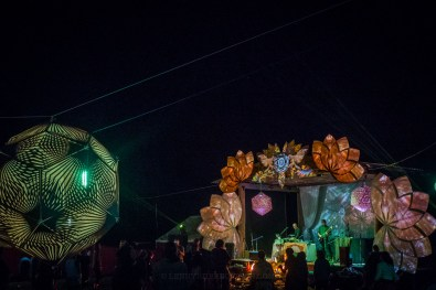 Fractal Teapot (Jamie Perrelet) and Sacred Light Design Co. (Arii Lazer) will put you into another dimension of reverie with their visuals.