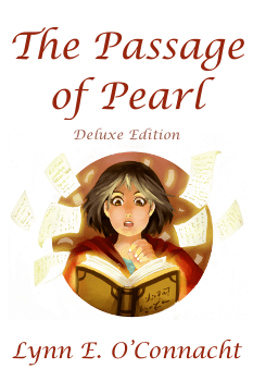 Cover for The Passage of Pearl (Deluxe Edition)