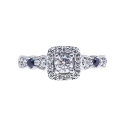 Small Of Vera Wang Engagement Rings
