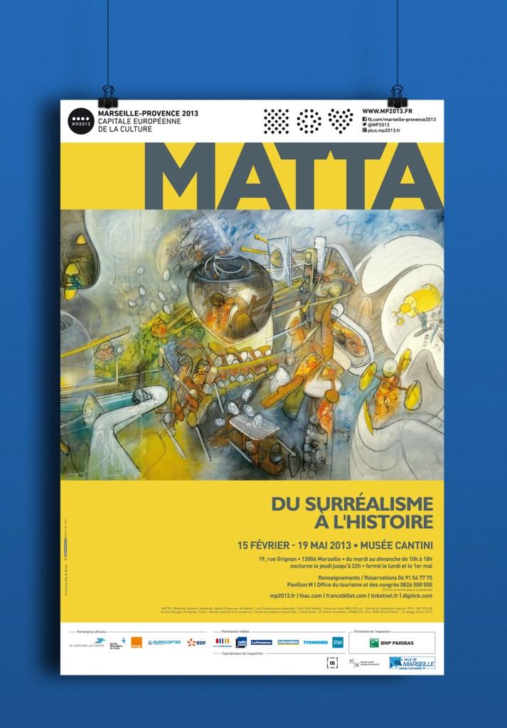 Matta - Musée Cantini
