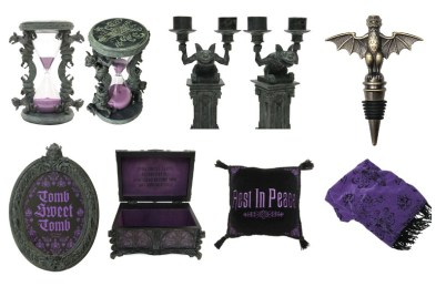 Phantom manor merchandising haunted mansion disneyland paris