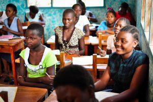 jeunes filles education