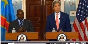 Les USA lèvent l'équivoque : transfert de pouvoir et non transition en RDC