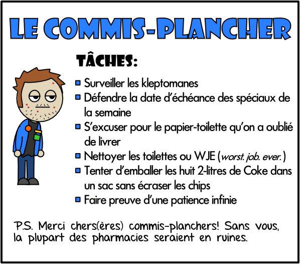commis-plancher