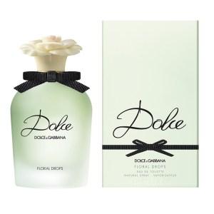 DOLCE & GABBANA DOLCE FLORAL DROPS edt 75ml donna