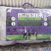 iMusic Pillow in der Verpackung