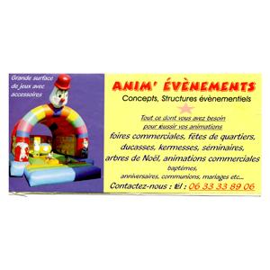 Anim Evenements