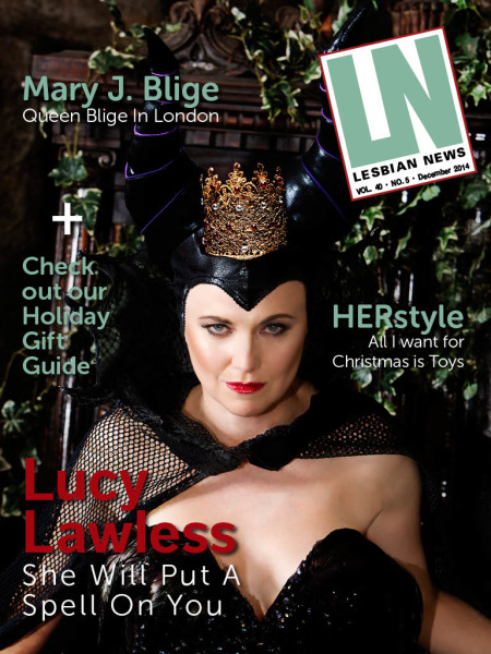 Lesbian News December 2014 Issue