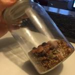 Granola ou Muesli croustillant