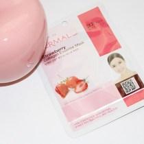 strawberry-collagen-mask dermal
