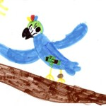 Charles-Antoine Sabourin, 8 ans, Chambly