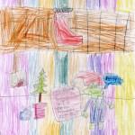 Iskander Baïri, 8 ans, Montréal