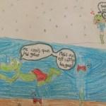 Maxym Fillion, 8 ans, Saint-Philippe