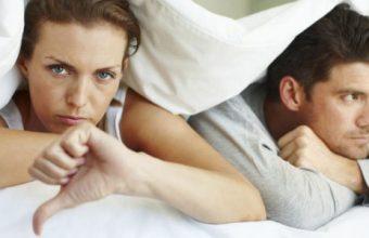 Stacanovista, il sesso non gli riesce bene come del resto vivere