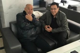 Tahar Ben Jelloun et Jalil Bennani