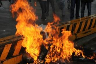Un homme s'immole par le feu devant le commissariat d'Errachidia