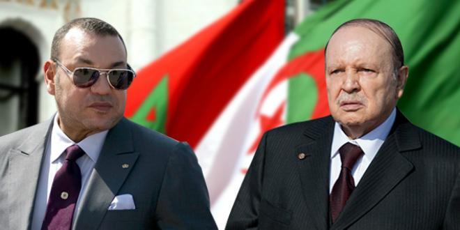 Bouteflika réitère à Mohamed VI l'attachement de l'Algérie à l'UMA