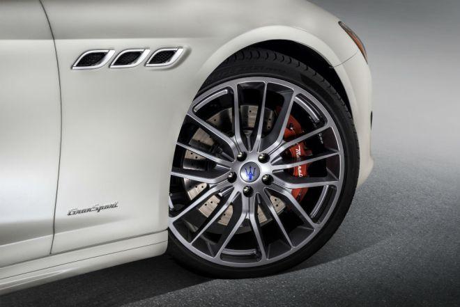 New Quattroporte GTS GranSport_ID badge & details