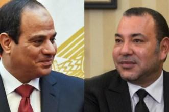 Message du roi Mohammed VI au président égyptien après l'attentat terroriste
