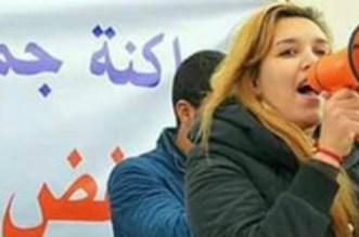 Hirak: Nawal Benaissa poursuivie pour «incitation à la protestation»