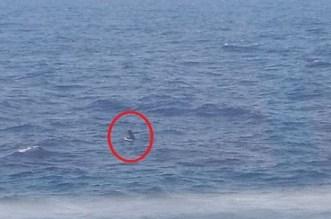 Un Marocain tente de traverser le Détroit de Gibraltar sur une planche de surf (VIDEO)