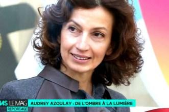 Audrey Azoulay est la nouvelle patronne de l'Unesco