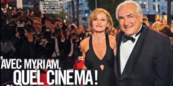 Le week,end dernier, à Marrakech, Dominique Strauss,Kahn s\u0027est marié avec  sa compagne Myriam L\u0027Aouffir.