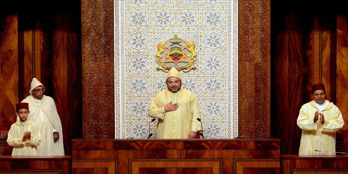 Le Roi annonce la création d'un ministère délégué des Affaires africaines — Alerte