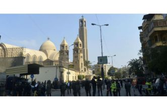 Egypte: plus de 50 morts dans l'attaque d'une mosquée