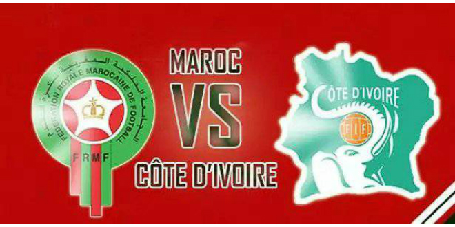 Maroc-Côte d'Ivoire, qualifications Mondial 2018 — En Direct