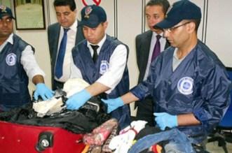 La police et la douane de Tanger Med ont fait une découverte surprenante