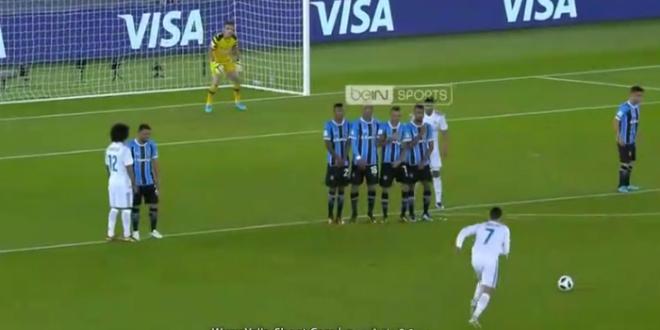 Le missile de Ronaldo qui offre au Real le Mondial des clubs (VIDEO)