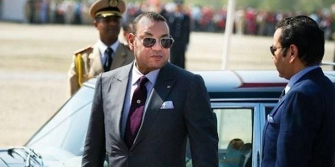 Un Marocain condamné pour avoir forcé le cortège de Mohammed VI — France