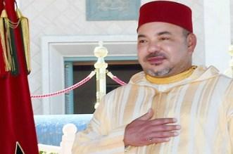 Message du roi Mohammed VI à la présidente de la République d'Estonie