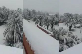 neige-OUARZAZATE