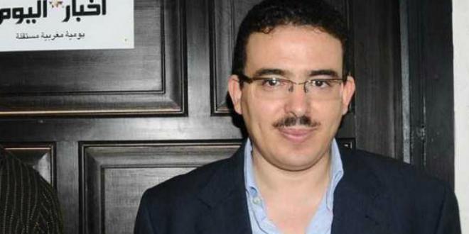 Un patron de presse arrêté après une descente policière au Maroc