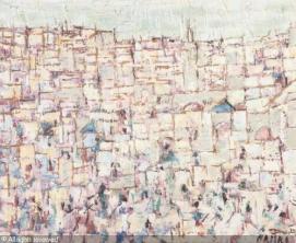 hamri-mohamed-1932-2000-morocc-vue-de-medina-1898593